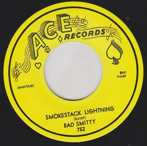 Smokestack Lightning / Walking With Smitty -0