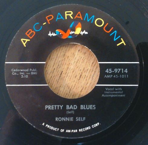Pretty Bad Blues / Three Hearts Later -0