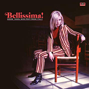 Bellissima! More 1960s She-Pop From Italy -0