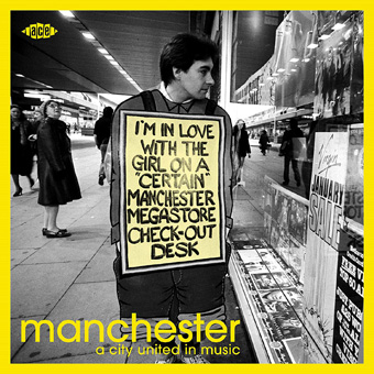 Manchester; A City United In Music 2CD-0