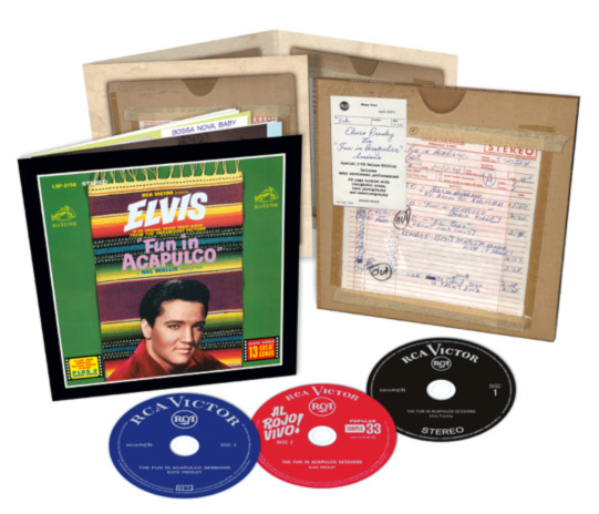 Fun In Acapulco Sessions 3CD Boxset-0