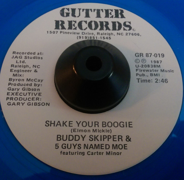 Shake Your Boogie / That's What You Do To Me -0