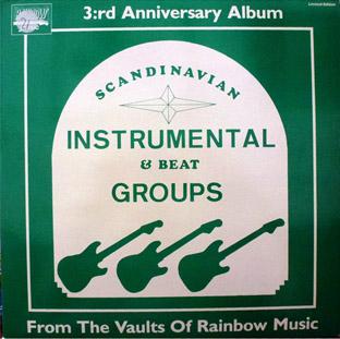 Scandinavian Instrumental & Beat Groups 3:rd Anniversary Album-0