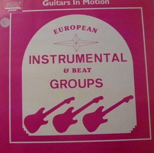 European Instrumental & Beat Groups -0