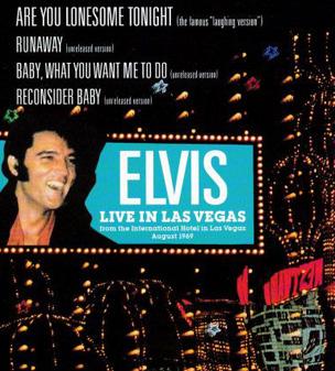 Live In Las Vegas CD-EP-0