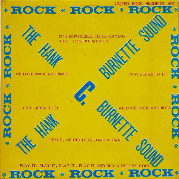The Hank C. Burnette Sound -0
