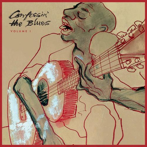 """Confessin' the Blues 5 x 10""""LP boxset-0"""