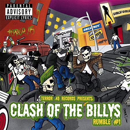 Clash of the Billys: Rumble#1-0