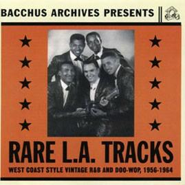Rare L.A. Tracks-0