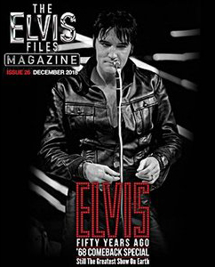 Elvis Files Magazine Issue 26-0