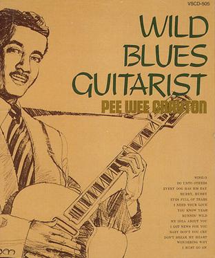 Wild Blues Guitarist -0