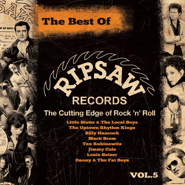 Best Of Ripsaw Records Vol.5 -0