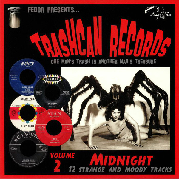 Trashcan Records: Midnight Vol. 2-0