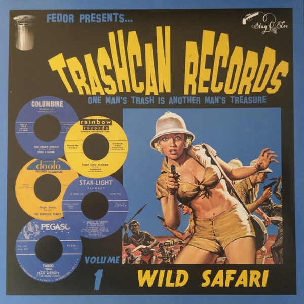 Trashcan Records: Wild Safari Vol. 1-0
