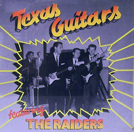 Texas Guitars Featuring The Raiders-0