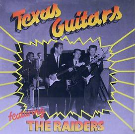 Texas Guitars Featuring The Raiders-0