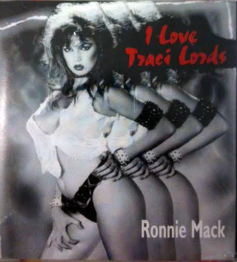 I Love Traci Lords - The Best Of Lonesome Town Records 1984-1988-0