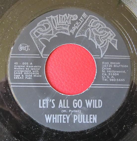Let's All Go Wild / Moonshine Liquor-0