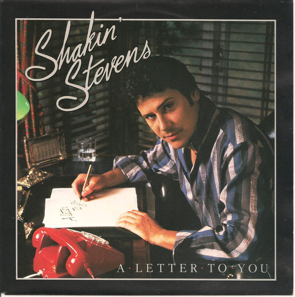 """A Letter To You 12""""EP-0"""