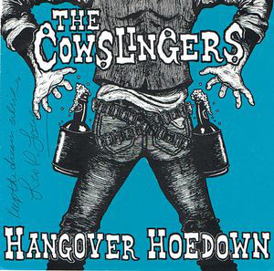 Hangover Hoedown EP (Clear vinyl)-0