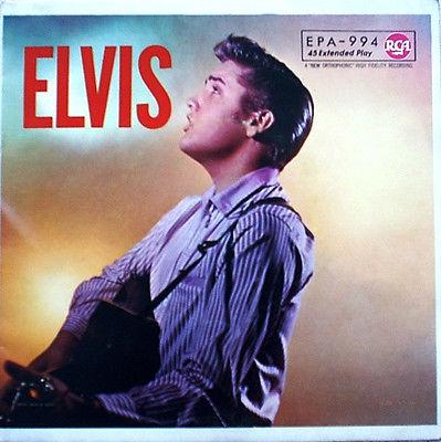 Elvis, Volume III EP-0