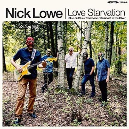 "Love Starvation / Trombone 12""EP-0"
