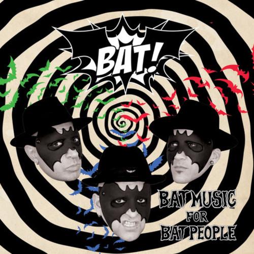Bat Music For Bat People (ltd, red vinyl)-0