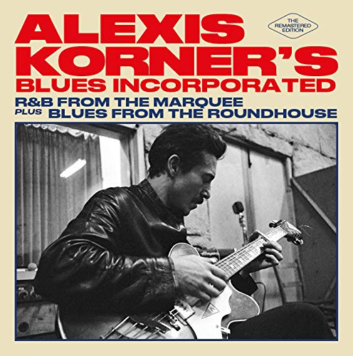 R&B From The Marquee plus Blues From The Roundhouse + bonus-0
