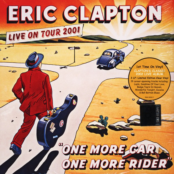 One More Car, One More Rider 3LP (RSD)-0