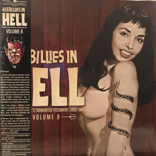 Hillbillies In Hell - Country Music's Tormented Testament (1952-1974) Volume 8 (RSD)-0