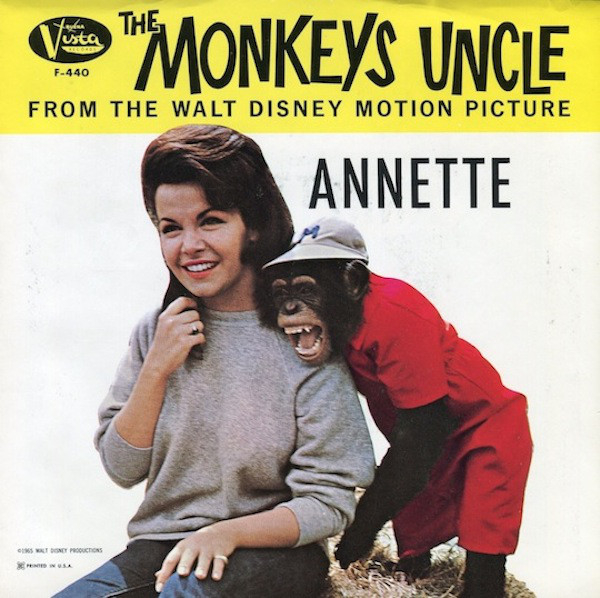 The Monkey's Uncle / How Will I Know My Love-0