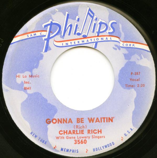 Gonna Be Waitin' / School Days -0
