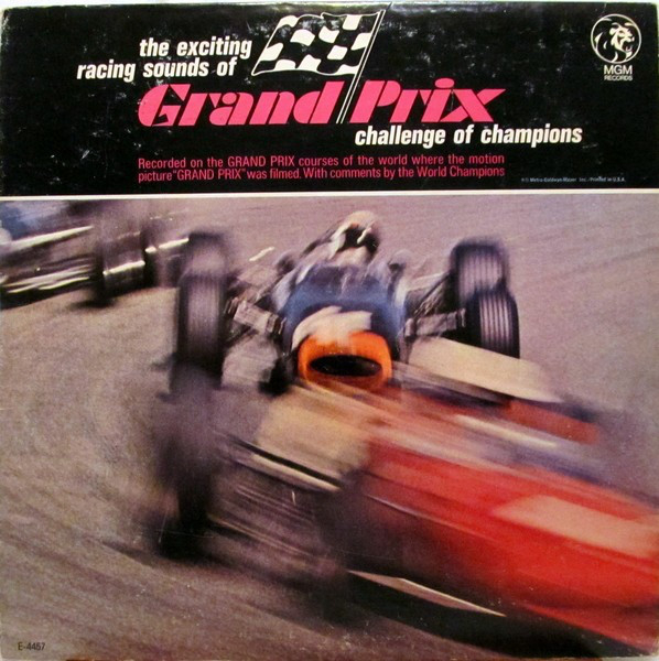 The Exciting Racing Sounds Of Grand Prix -0