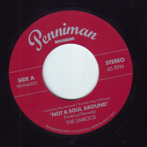 Not A Soul Around / Space Mambo-0