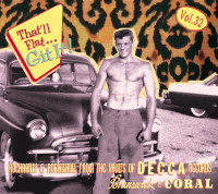 That'll Flat Git It! Vol.32 - Rockabilly And Rock 'n' Roll From The Vaults Of Decca, Brunswick, Coral Records -0