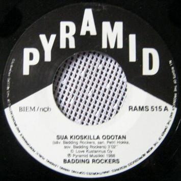 Sua Kioskilla Odotan / Rock'N'Roll Keijukainen (Sweet Little Rock`n`Roller)-0
