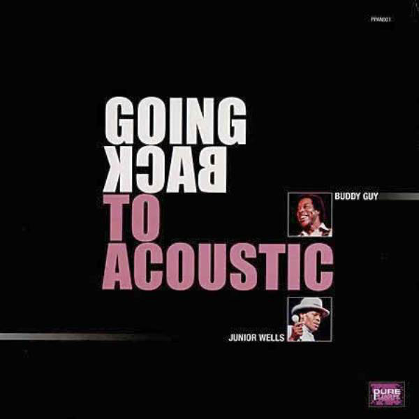 Going Back To Acoustic -0