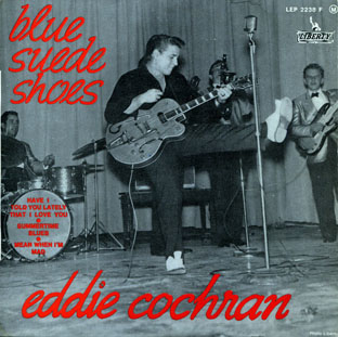 Blue Suede Shoes EP-0