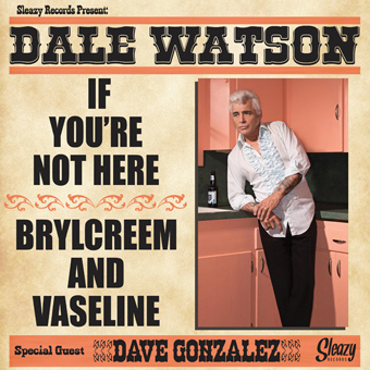 If You're Not Here / Brylcreem And Vaseline-0