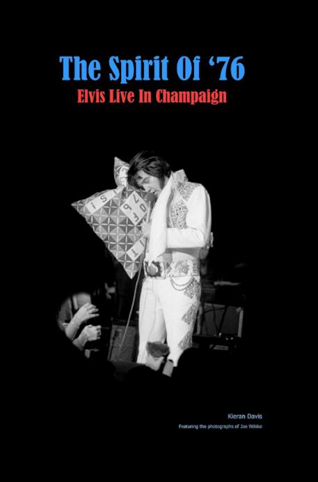 Elvis The Spirit of '76 - Live in Champaign October 1976-0