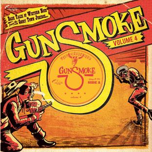 Gunsmoke - Vol. 4 / Dark Tales Of Western Noir From A Ghost Town Jukebox-0