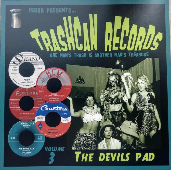 Trashcan Records: Vol. 3 - The Devil's Pad -0