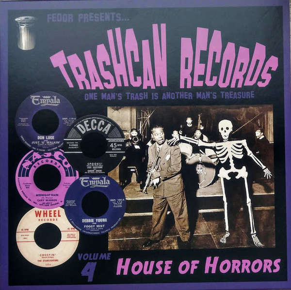 Trashcan Records: Vol. 4 - House Of Horrors-0