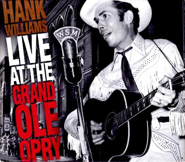 Live At The Grand Ole Opry 2CD-0