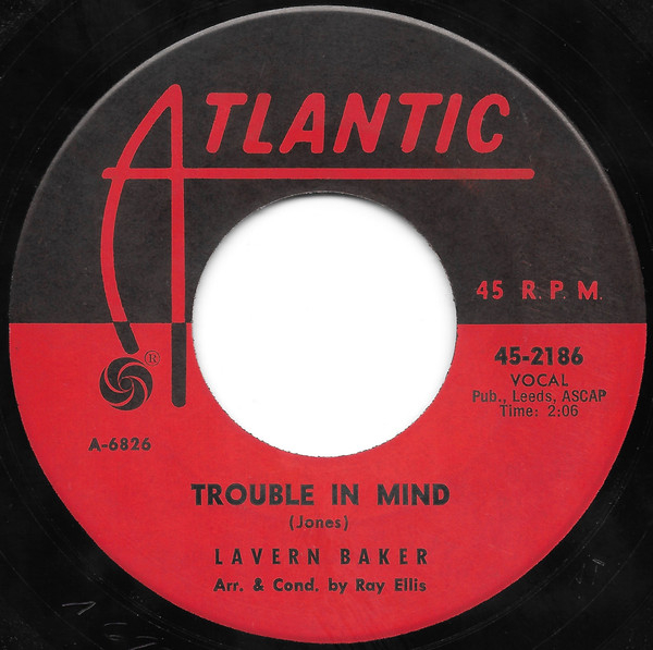 Trouble In Mind / Half Of Your Love-0
