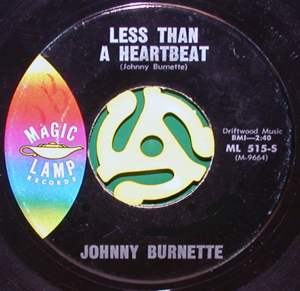 Less Than A Heartbeat / Bigger Man -0