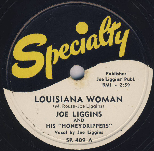 Louisiana Woman / Trying To Lose The Blues -0