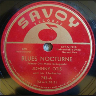 Blues Nocturne / New Orleans Shuffle -0