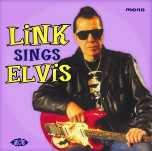 Link Sings Elvis (Ltd)-0