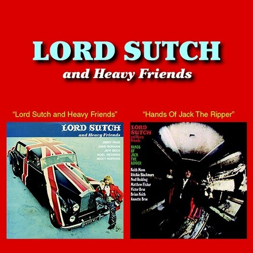 Lord Sutch & Heavy Friends / Hands Of Jack The Ripper-0